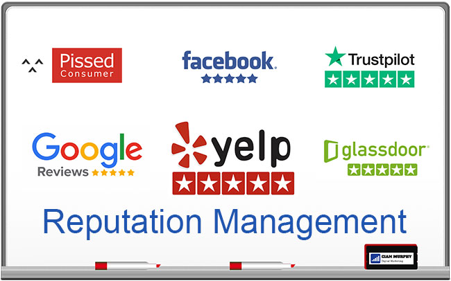 reputation management services can help a business convert more users interested in services or products.