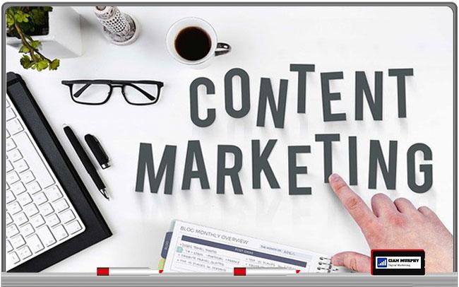 content marketing consultant